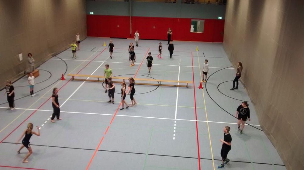 Voelkerball Turnier 1