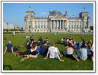 Bundestag Klassenfahrt R10